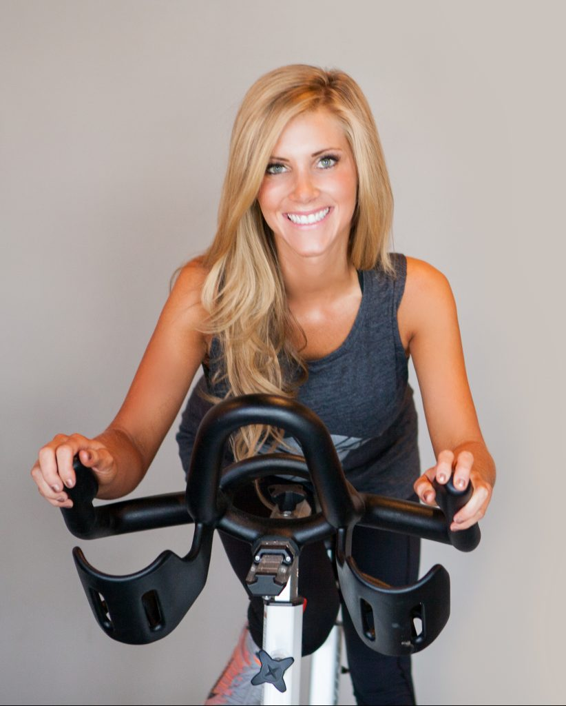 TurboSpin Cycling Studio Owner Brittany Reed