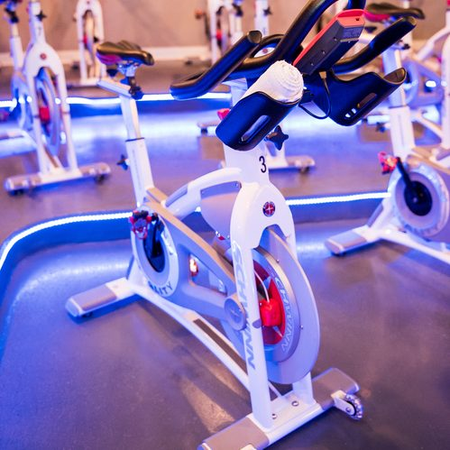 TurboSpin Cycling Studio Knoxville - Equipment